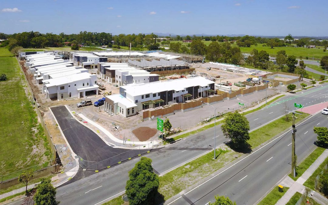 Aerial Drone Photography for Brisbane Real Estate