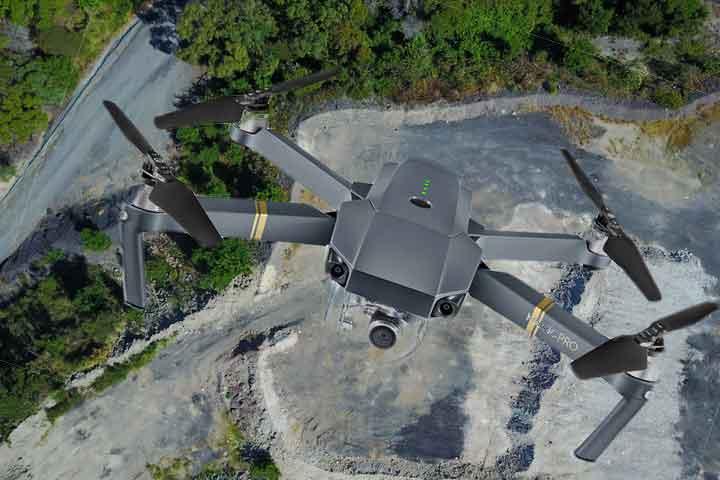 MavicPro Drone Mapping platform
