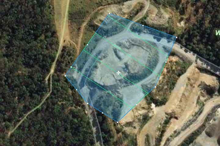 MavicPro drone mapping platform flight planning