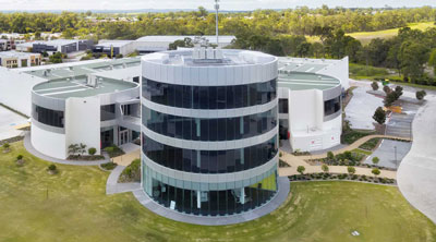 Brisbane Drone Services - Drone photography of commercial building for sale in South East Queensland