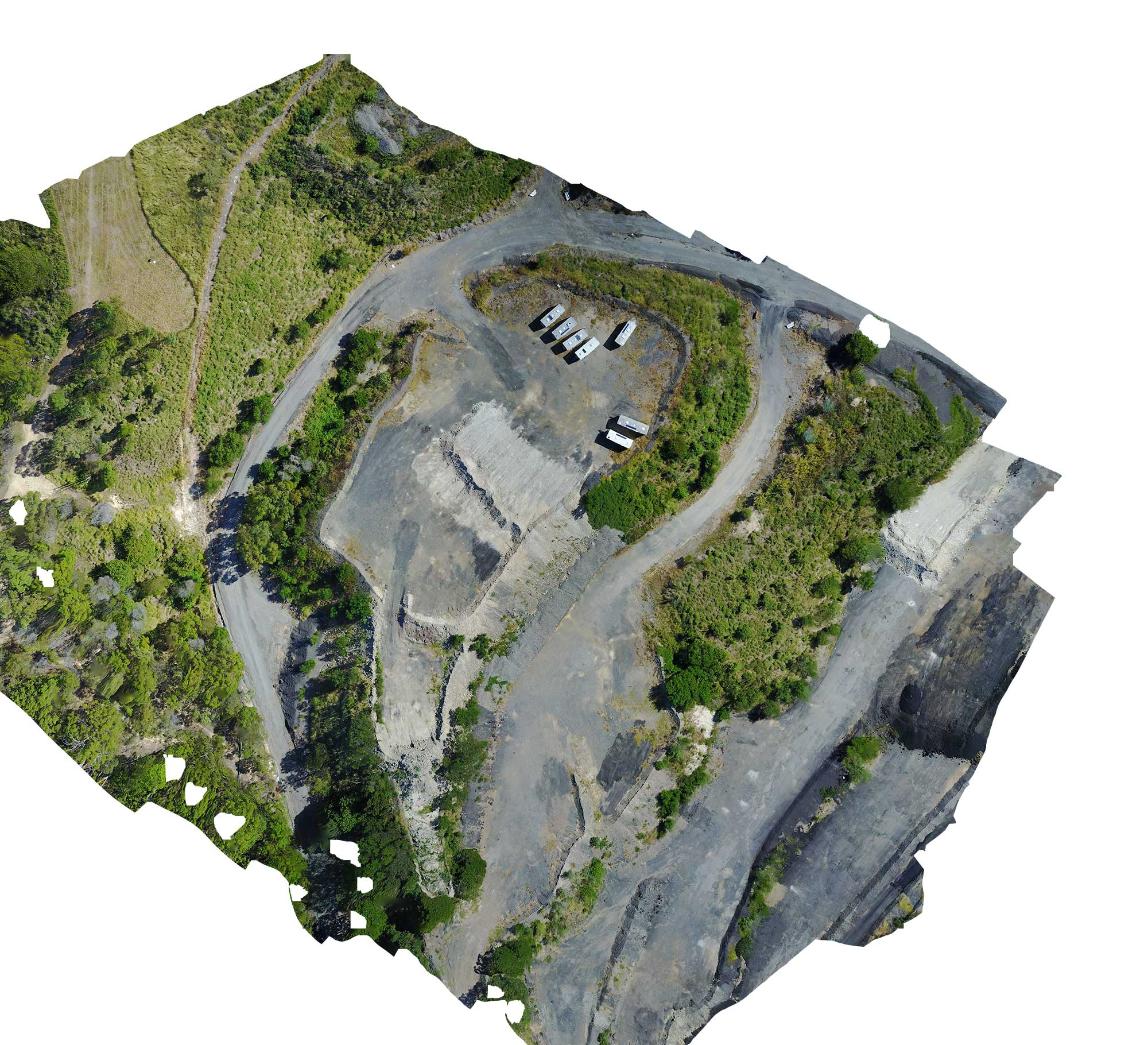 MavicPro drone mapping produces high resolution orthomosaic 10760 by 9791 pixels with a GSP of 2.7cm/pixel