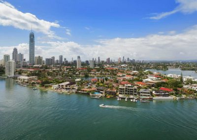 Aerial Drone Photography The Broadwater
