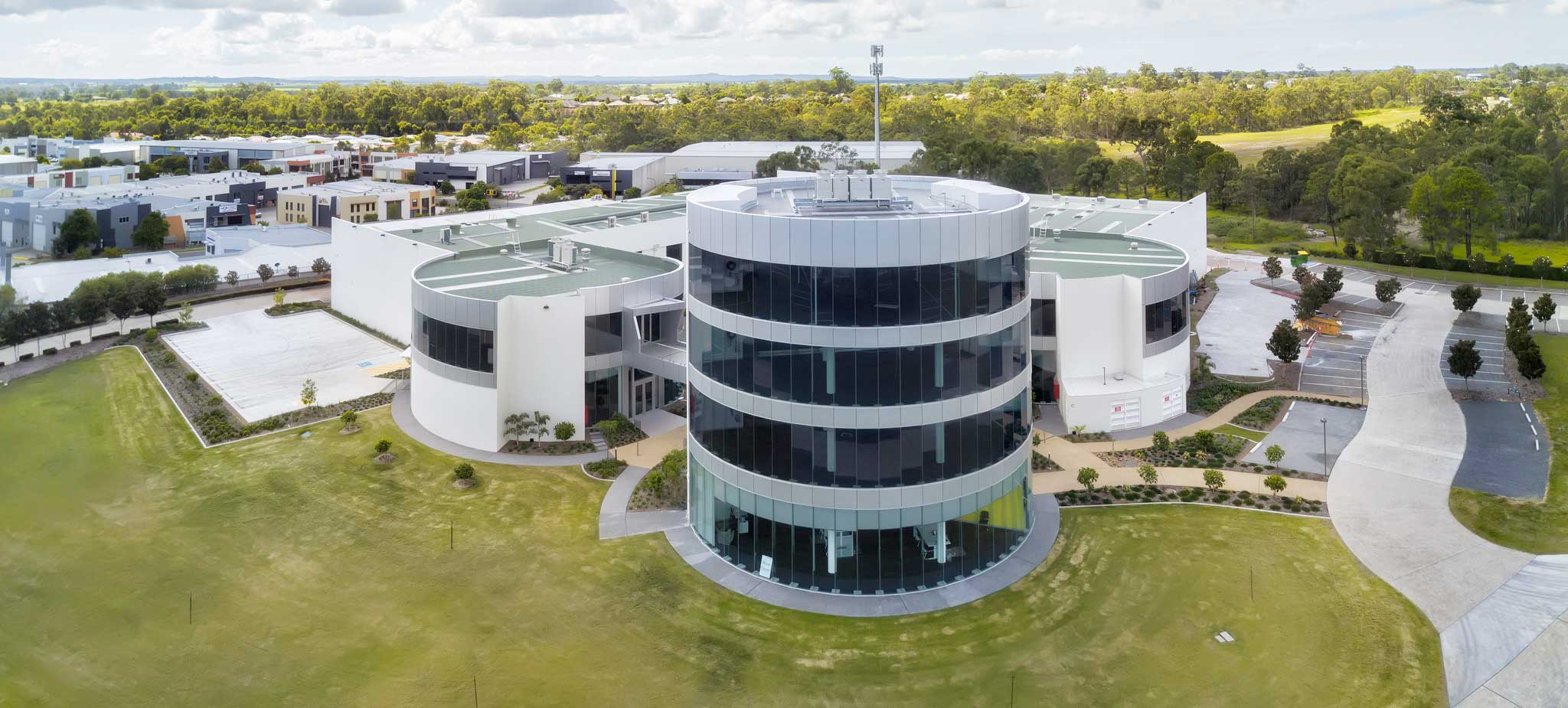 Brisbane Drone Commercial Real Estate Photography by DroneAce