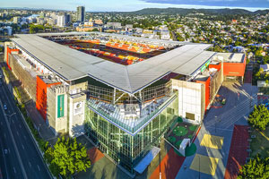 Suncorp Stadium Drone Photography