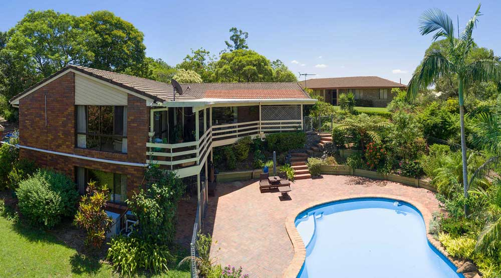 Drone Photography Gallery - Brisbane home for sale - DroneAce