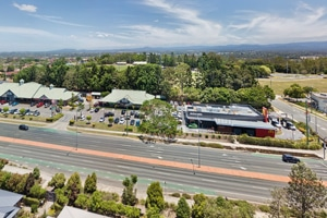 Drone Video Murrumba Downs Shopping Centre