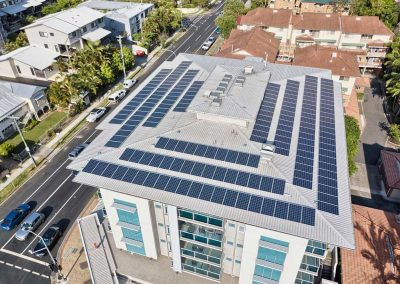 aerial-drone-photography-Jefferson-Hotel-Toowong-solar-panel-installation-11