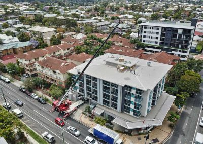 aerial-drone-photography-Jefferson-Hotel-Toowong-solar-panel-installation-12
