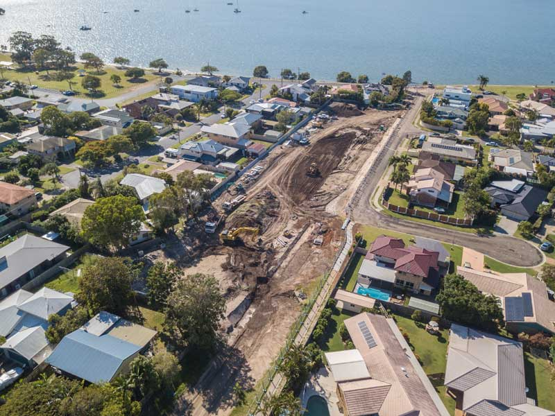 Aerial Photography & Video for Land Development and Real Estate Marketing DroneAce Brisbane