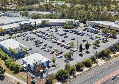 Murrumba Downs Shopping Centre Aerial & Ground Photography