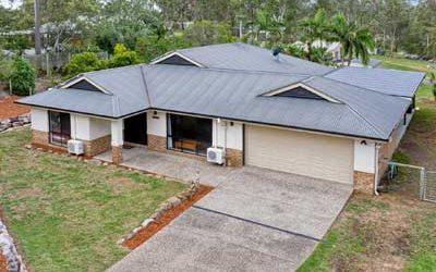 Drone photography acreage real estate Jimboomba