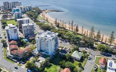 Drone Photography 37 Marine Parade Redcliffe