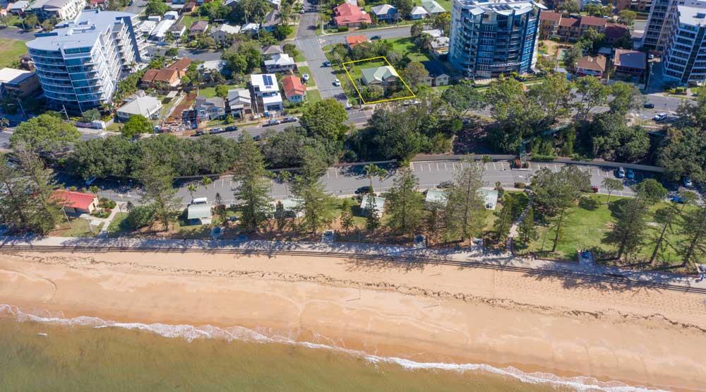 DroneAce Brisbane drone photography - development site marketing
