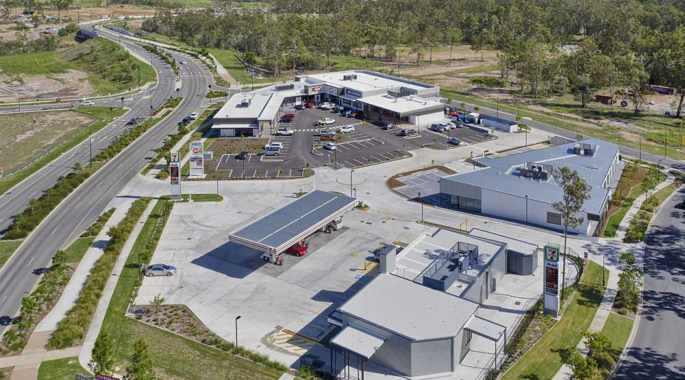 DroneAce Brisbane drone photography - commercial leasing