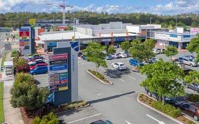 Homeworld Helensvale Shopping Centre Drone Video