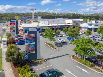 Drone photography & video to promote Homeworld at Helensvale