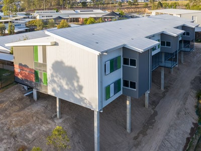 Augusta State School Completion Drone Video